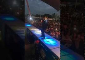 Germán Montero en La Gran Posada de Fiesta Mexicana 2017