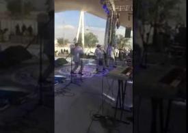 La Sonora Kaliente en La Gran Posada de Fiesta Mexicana 2017
