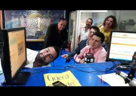 """La 2da parte de la entrevista a BANDA MS con La Güera y el Callado """"El Chou"""""""